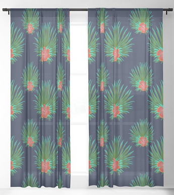 Deep Summer by A.Talese - Curtain Panels