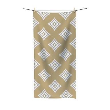 Desperado II by A.Talese - Bath Towel