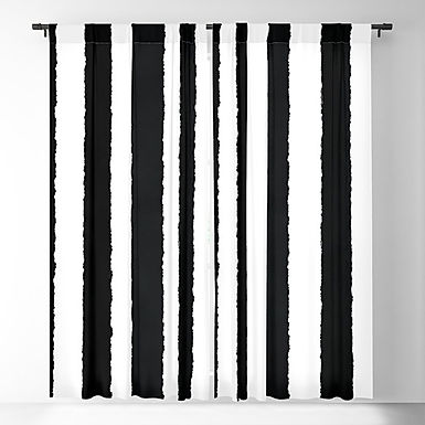 Downtown by A. Talese - Blackout Curtain Panels