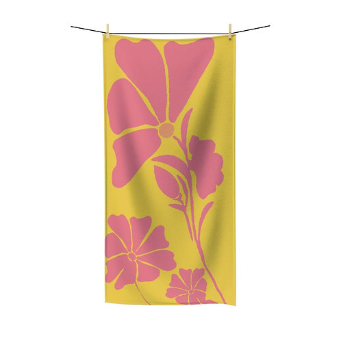 Wildflowers by A.Talese - Bath Towels