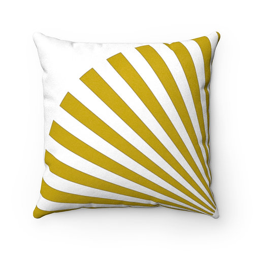 Sunrays By A.Talese - Faux Suede Pillow Case