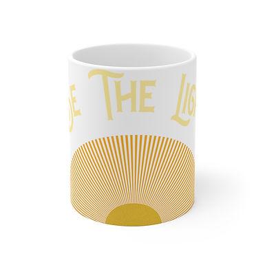 Be The Light - Mug 11oz