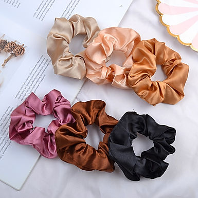 Your Basic Scrunchy- So Many Colors