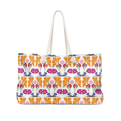 Flora by A.Talese - Weekender Bag