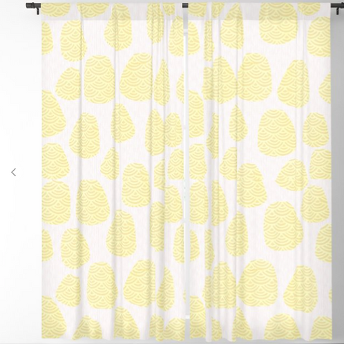 Shore Thing by A.Talese - Curtain Panels