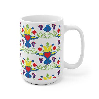 Free Birds by A. Talese - Ceramic Mug