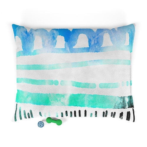 Tie-Dye Vibes by A.Talese - Pet Bed
