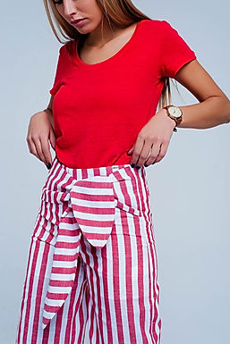 Mary Poppins Tie Pants