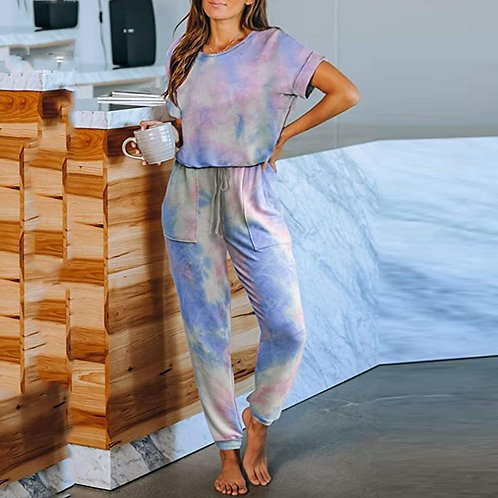 Hippie Chick Lounge Joggers & Tee