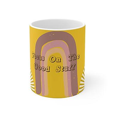 The Good Stuff - Mug 11 oz