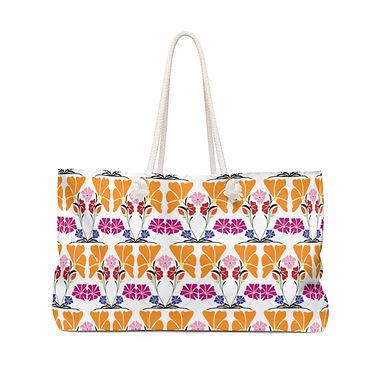 Flora by A.Talese - Weekender Bag