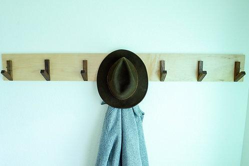 Modern Coat & Hat Rack
