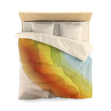 Coyoacan by A. Talese - Duvet Cover