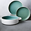 Thumbnail: Earthen Ceramic Double Ear Deep Dish