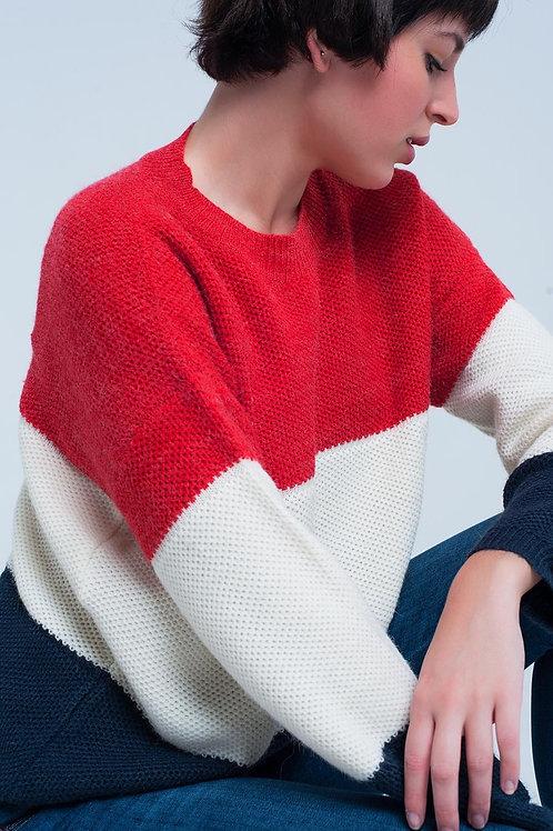 The Fashion Design Major Sweater