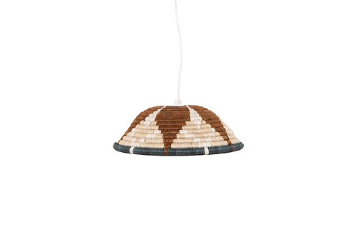 Shades of Sand Lamp Pendant - Medium