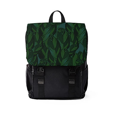 Havana by A.Talese - Canvas Back Pack