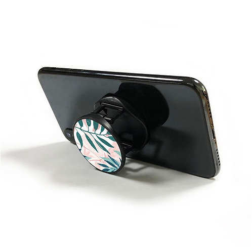 Talk To The Palm- Tropical Iphone Ring Attachment