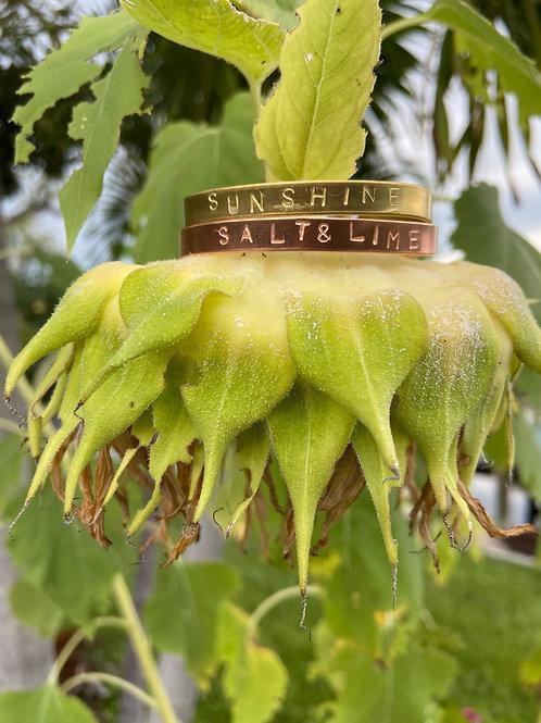 Summer Gypsy Cuff Bracelets - Customizable!