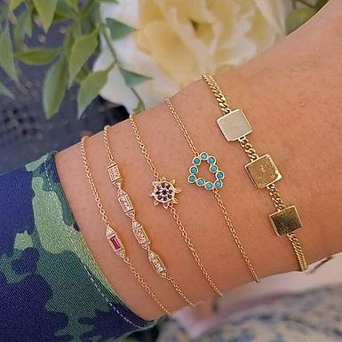 The Bonnie Boho Bracelet Set
