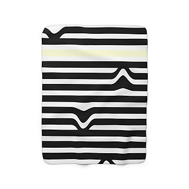 Electric by A.Talese Throw Blanket