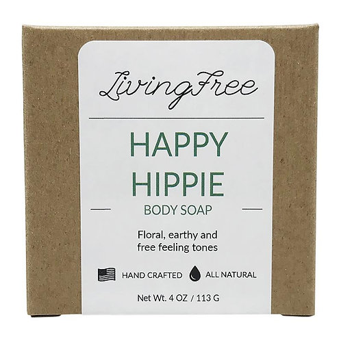 Happy Hippie Body Soap