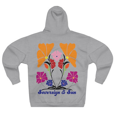 Sovereign & Sun Logo- Classic Hoodie