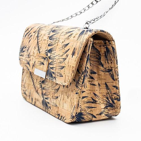 Vegan Cork Cross Body Bag