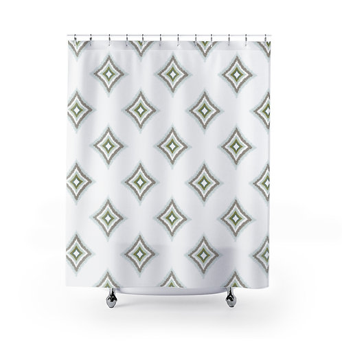 Desperado by A. Talese - Shower Curtains