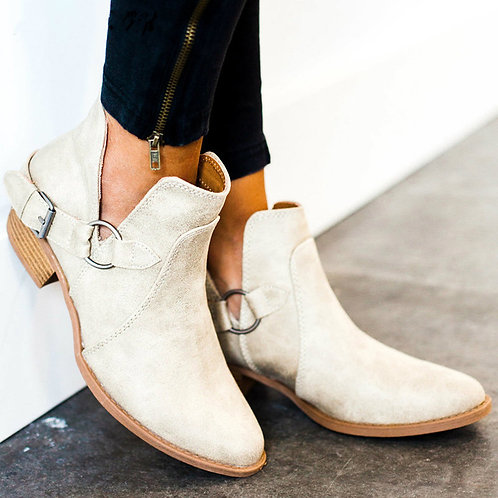 The Casey Ankle Boot