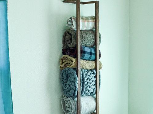 Blanket Wall Rack