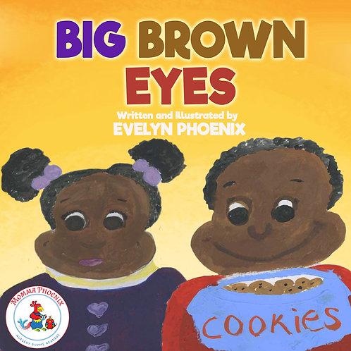 Big Brown Eyes Paperback