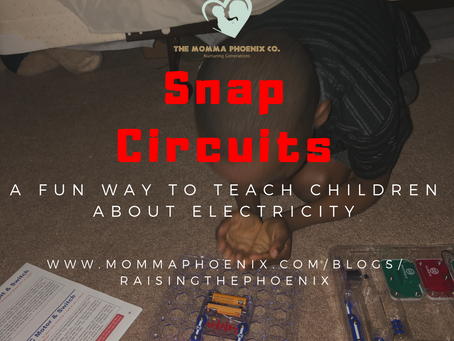 Fun With Snap Circuits