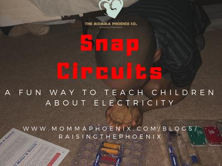 Fun With Snap Circuits