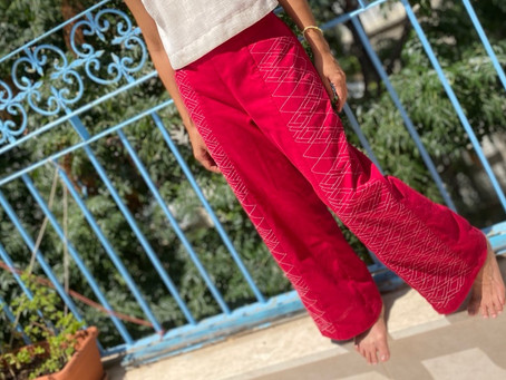 Pattern Review: Perfect-For-Me Pietra Pants
