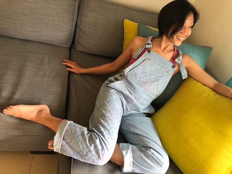 Constance Overalls Will Be Constant Companions