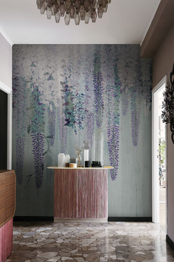 Londonart 18073 Purple Rain - Arik Old Paint