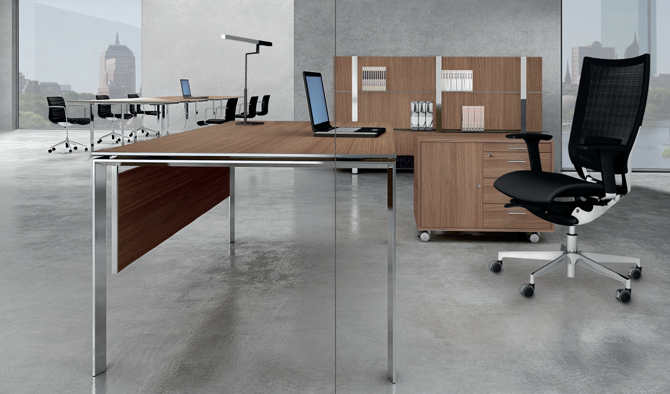 AreaTonic X7 executive desk