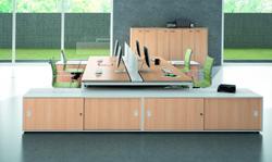 X4 Operative desk, AreaTonic