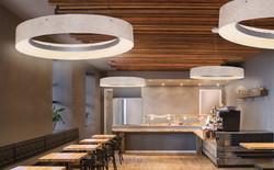 AreaTonic Restaurant Kitchen
