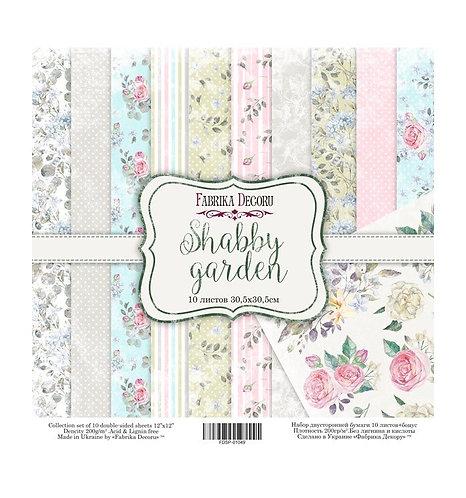 "Fabrika decoru ""Shabby Garden"" 30,5 X 30,5"
