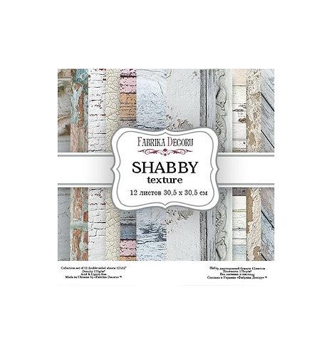 "Fabrika decoru ""Shabby texture"" 30,5 X 30,5"