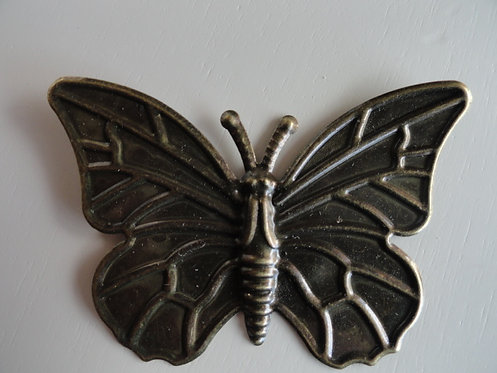 Adorno Mariposa Metal (5 ud)