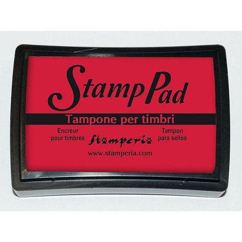 "Tinta Grande ""Red"" de Stamperia"