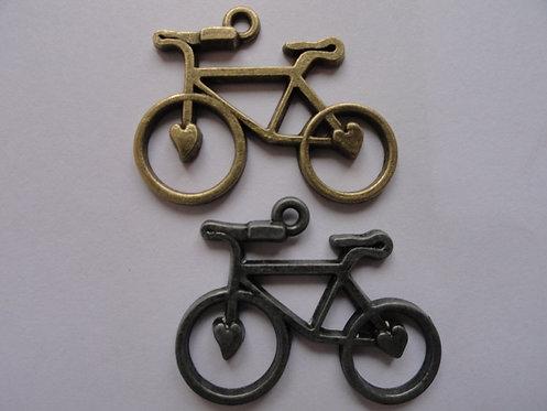 Bicicleta aleación Metal (5 ud)