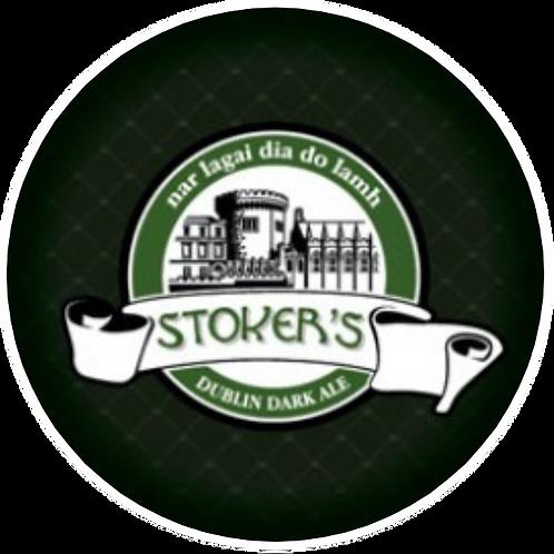«Stoker's dublin dark ale» Тёмное