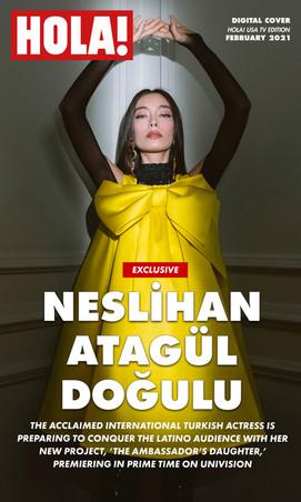 Hola! Usa with Neslihan Atagül