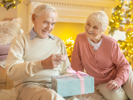 Elderly Loneliness At Christmas - We Are Here For You!