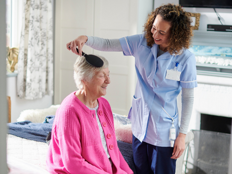 How Do I Find A Live-In Care Job As A Self-Employed Carer?