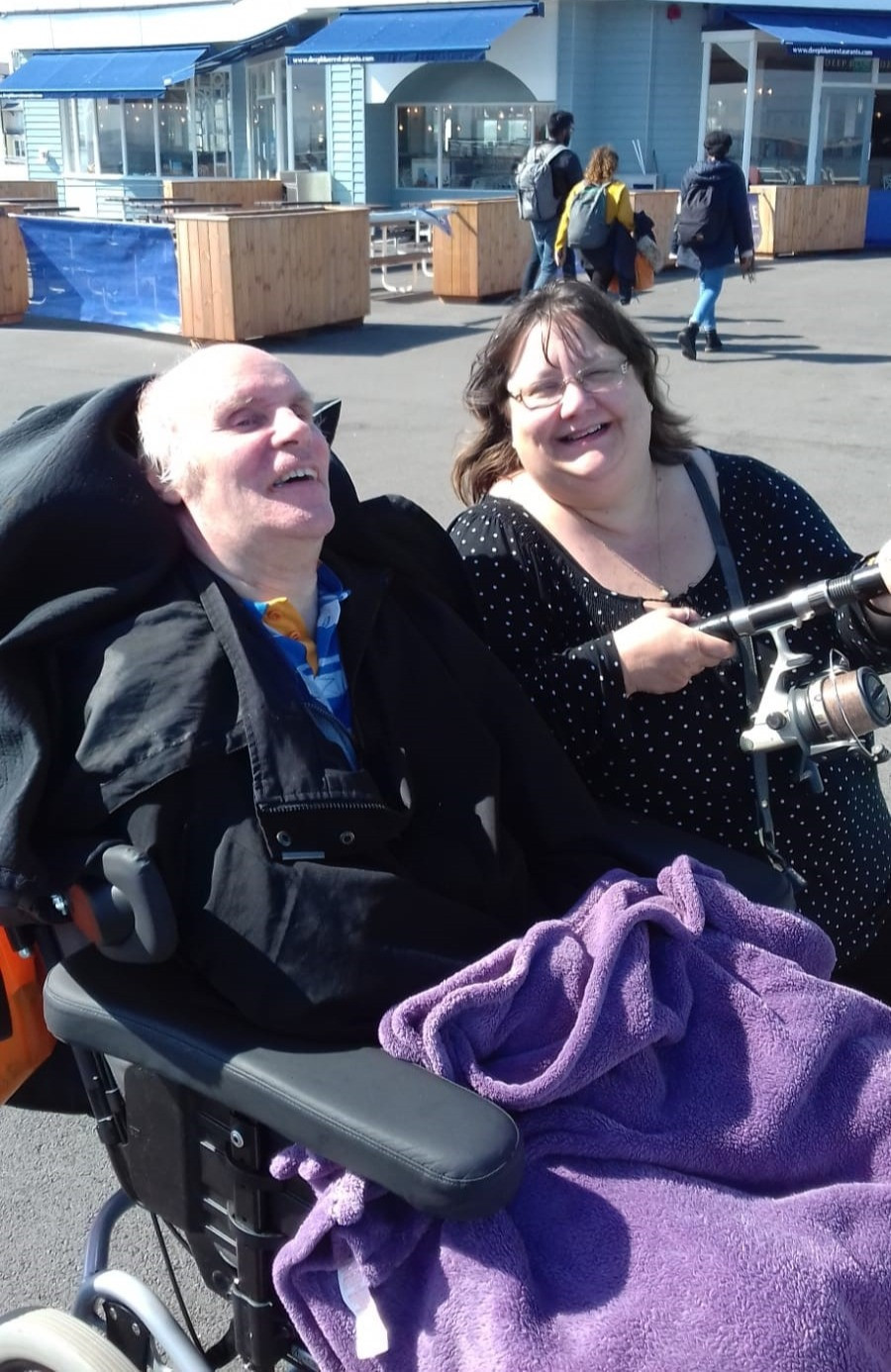 Living with Multiple Sclerosis - Steve's story